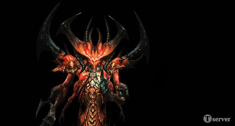 Скайрим мод на Броню Демона