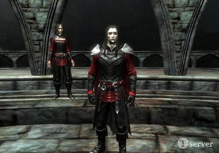 скачать моды на вампиров скайрим