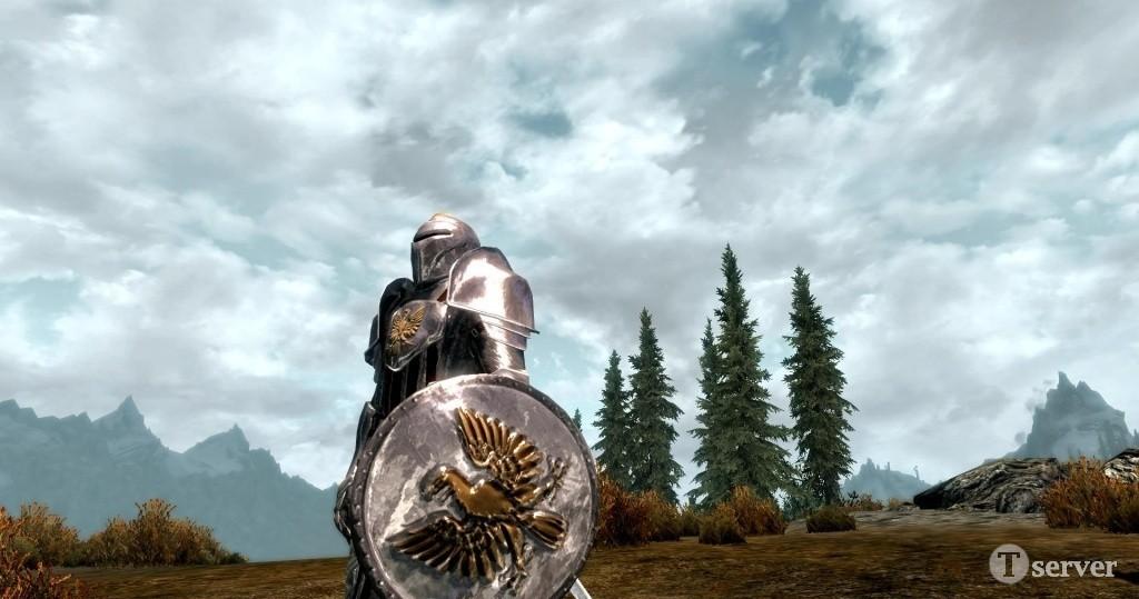 скачать мод на скайрим на рыцаря - фото 7