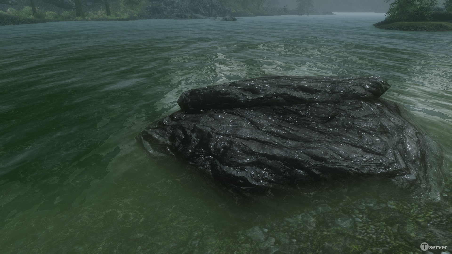 Мод на Воду в Скайриме