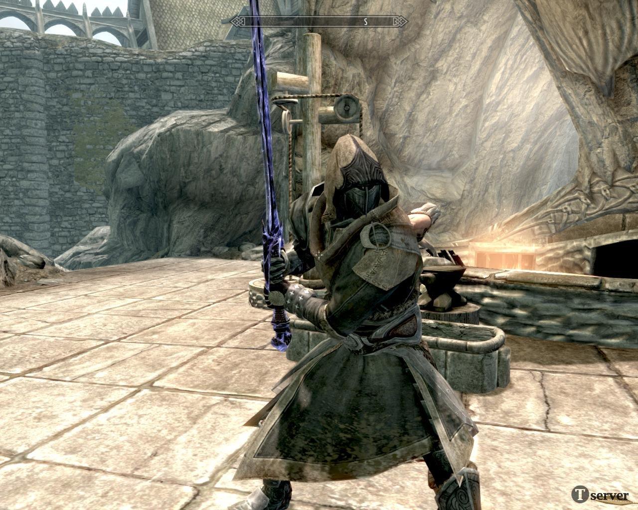 Скачать мод на броню для магов скайрим