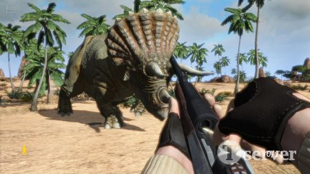 Carnivores: Dinosaur Hunter HD выйдет на PS3