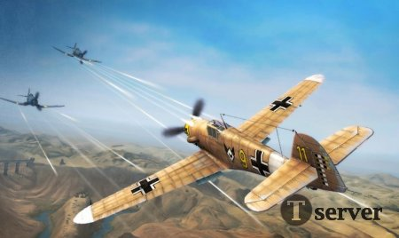 Окончено тестирование World of Warplanes